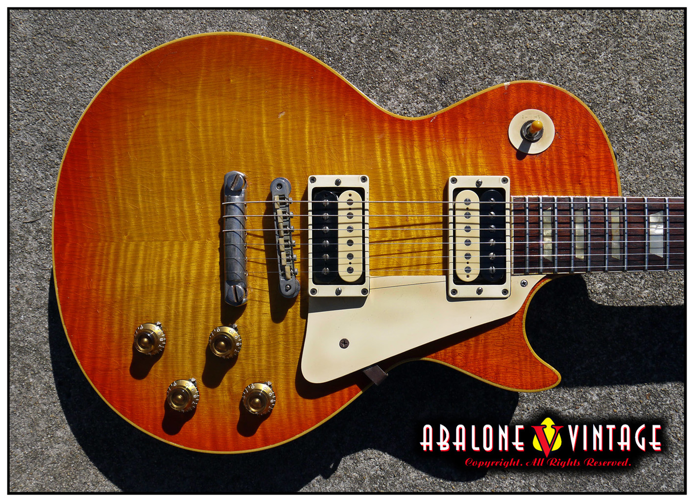 les paul copy fake replica Gibson guitars hire an expert authentication specialist