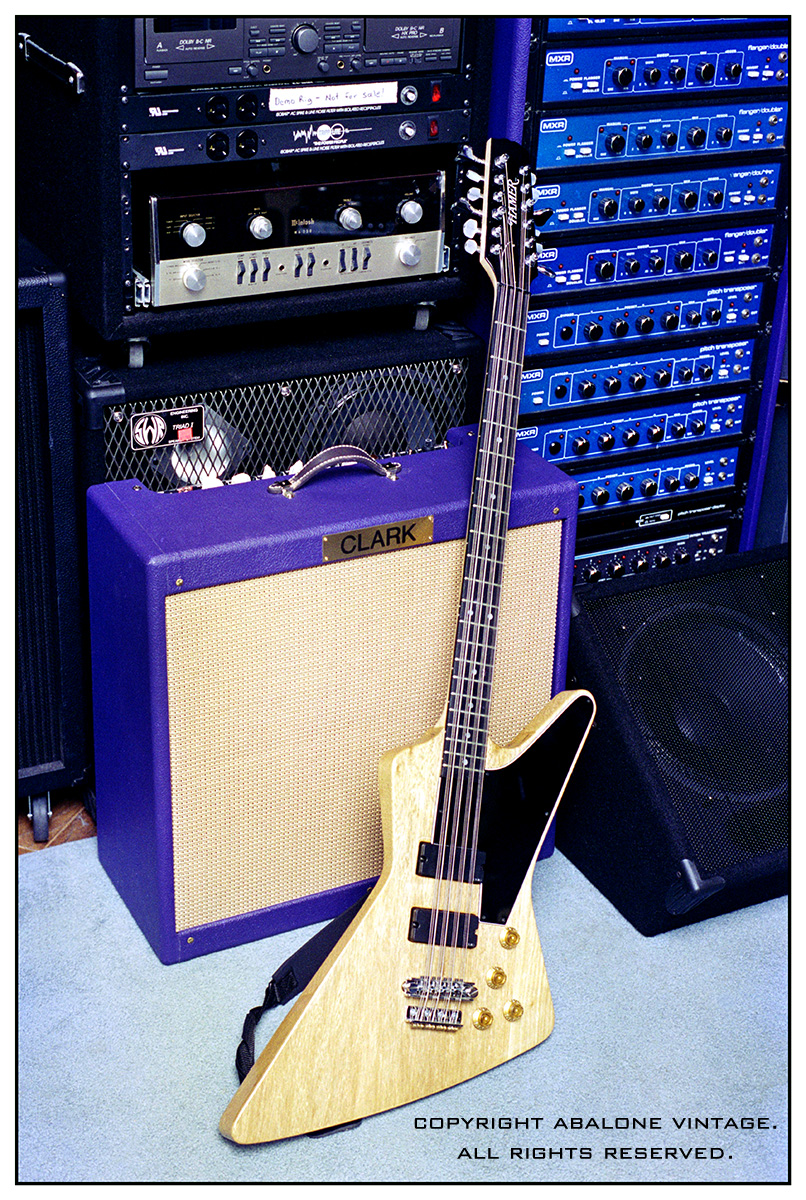 hamer 12 string bass guitars korina mahogany. Black Bedroom Furniture Sets. Home Design Ideas