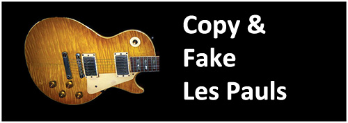 fake copy replica gibson les paul guitars hire expert forgery authentication authenticate lawsuit japan japanese UK fraud