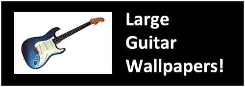 vintage guitar wallpapers gibson fender gretsch prs guild brian may zion ty tabor